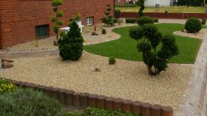 Garten - Bepflanzung