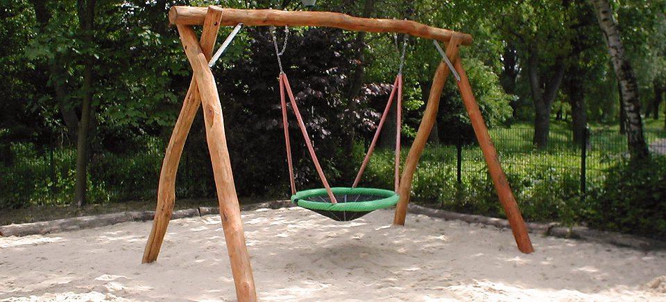 Kindergarten- & Spielplatz