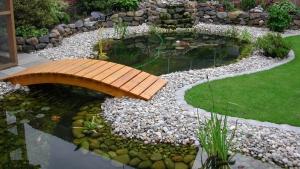 Wasser im Garten - Teichanlagen